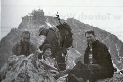 Koło Sfojak w Tatrach Słowackich