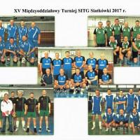 XV Międzyoddziałowy Turniej Siatkarski SITG 2017r.